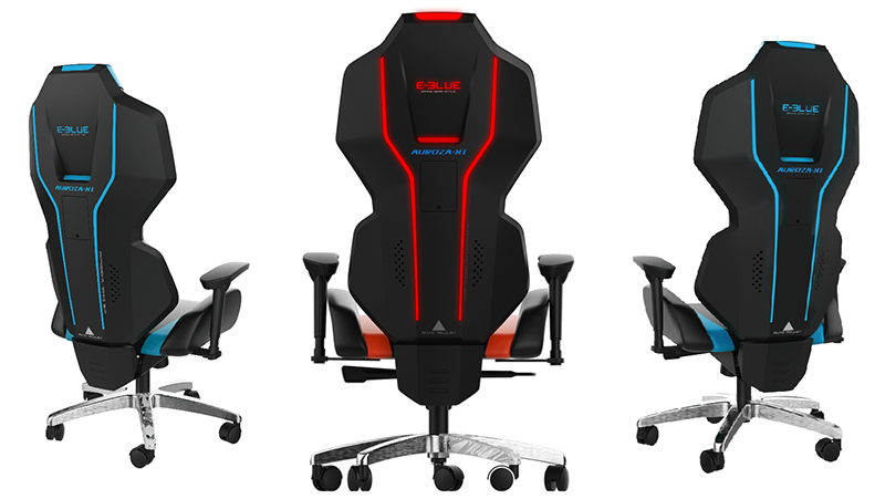 e-blue gaming chairs